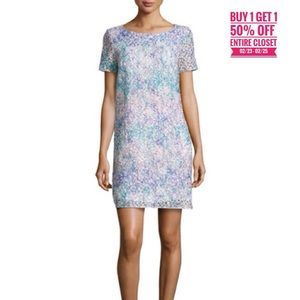 NWT Catherine Malandrino bronwyn shift dress Sz 6